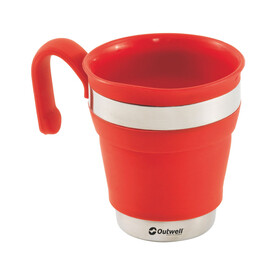 Outwell Collaps Mug red